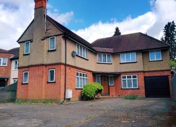 Thumbnail 5 bed detached house for sale in Cassiobury Drive, Watford, Hertfordshire