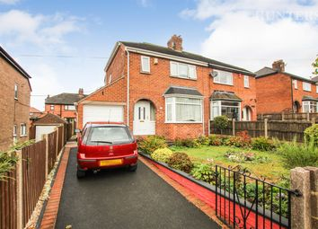 Thumbnail 3 bed semi-detached house for sale in Meadow Road, Brown Edge, Stoke On Trent