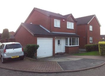 Thumbnail 3 bed detached house to rent in Heathfield Close, Tingley, Wakefield
