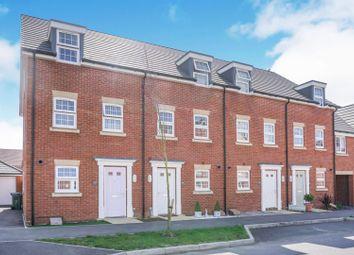 Thumbnail 4 bedroom semi-detached house for sale in Blackbourne Chase, Littlehampton