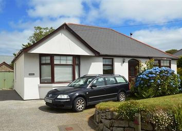 Thumbnail 4 bed bungalow for sale in Treliever Road, Mabe Burnthouse, Penryn