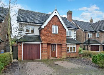 Thumbnail 5 bed detached house for sale in Hayward Road, Thames Ditton