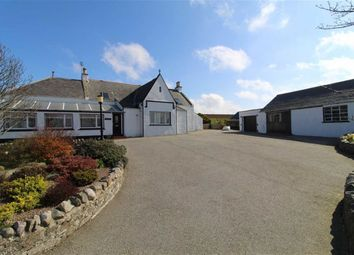 Thumbnail 5 bedroom detached house for sale in The Old School, Longmanhill, Banff