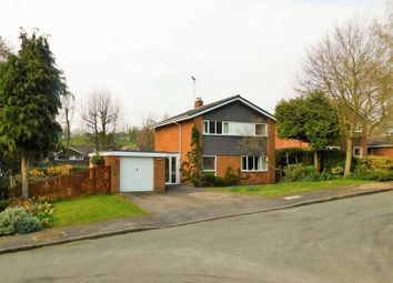 Thumbnail 4 bed detached house for sale in High Chase Rise, Little Haywood, Stafford