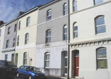 Thumbnail 7 bedroom terraced house to rent in Hastings Street, Plymouth