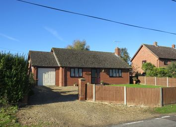 Thumbnail 3 bed detached bungalow for sale in Mill Road, Occold, Eye