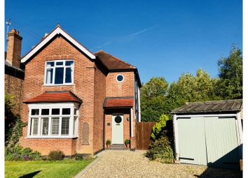 Thumbnail 3 bed detached house for sale in Pooley Avenue, Egham