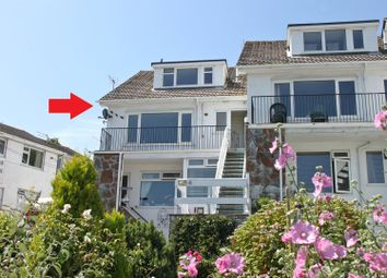 Thumbnail 3 bed flat for sale in North Parade, Falmouth