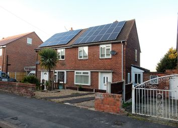 Thumbnail 2 bed semi-detached house for sale in Kingston Road, Worksop