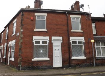 Thumbnail 2 bedroom town house for sale in Summerbank Road, Tunstall, Stoke-On-Trent