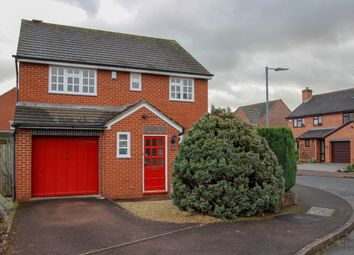 Thumbnail 3 bedroom detached house to rent in The Glebe, Hildersley, Ross-On-Wye