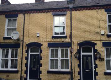Thumbnail 2 bedroom terraced house to rent in Renfrew Street, Kensington, Liverpool
