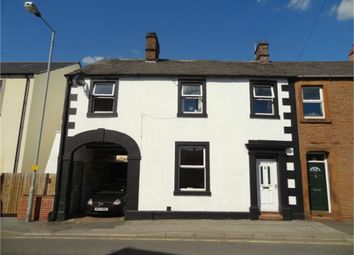 Thumbnail 4 bed semi-detached house for sale in Old London Road, Penrith, Cumbria