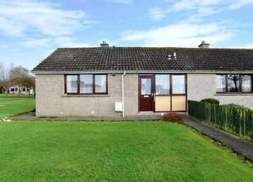 Thumbnail 1 bed terraced bungalow for sale in 39 St Ninians Road, Padanaram, Forfar