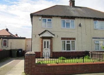 Thumbnail 3 bed semi-detached house to rent in Evans Street, Grangetown, Middlesbrough