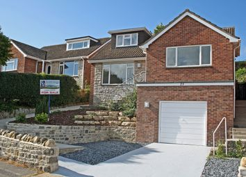 Thumbnail 4 bed bungalow for sale in Cauldron Crescent, Swanage