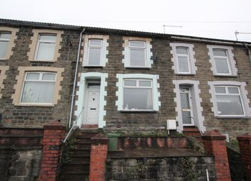Thumbnail 3 bed terraced house for sale in Clarence Street (F8), Mountain Ash