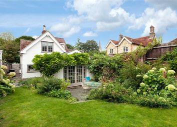 Thumbnail 3 bed detached house for sale in Park Lane, Saffron Walden, Essex