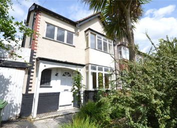 Thumbnail 4 bed semi-detached house for sale in Silverton Road, Aigburth, Liverpool