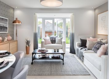 "Thumbnail 4 bed semi-detached house for sale in ""Millwood"" at Sandbeck Lane, Wetherby"