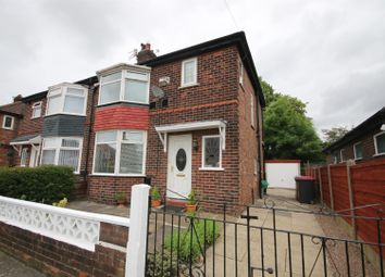 Thumbnail 3 bed semi-detached house for sale in Wilfred Road, Eccles, Manchester