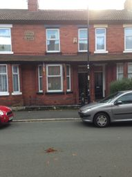Thumbnail 5 bedroom terraced house to rent in Mabfield Road, Manchester