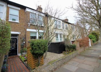 Thumbnail 5 bed terraced house for sale in Wick Road, Teddington