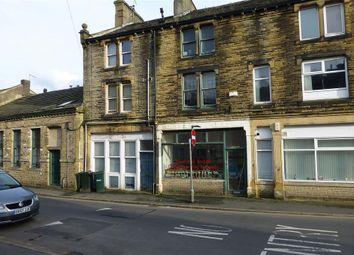 Thumbnail 2 bedroom maisonette for sale in Market Street, Thornton, Bradford