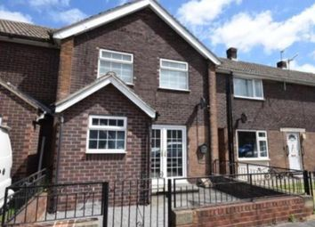 Thumbnail 3 bed terraced house for sale in Chiltern Avenue, Castleford