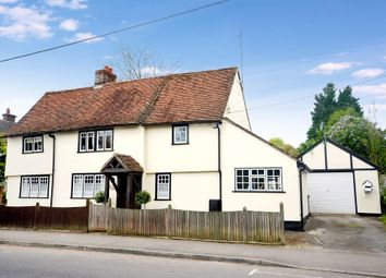 Thumbnail 3 bed detached house for sale in Church Lane, Bocking, Braintree