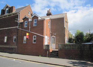Thumbnail 2 bed maisonette to rent in Park Road, Exeter, Devon