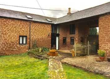 Thumbnail 3 bedroom barn conversion to rent in 5 Westborough Court Combeinteignhead, Torquay