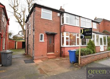 Thumbnail 3 bed property to rent in Downham Crescent, Prestwich, Manchester