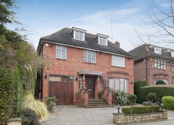 Thumbnail 6 bed detached house for sale in Norrice Lea, London