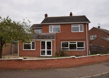 Thumbnail 4 bed detached house for sale in Joy Avenue, Newton Flotman, Norwich