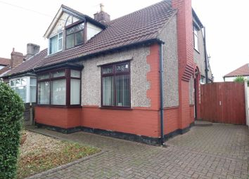 3 bed bungalow for sale in Moss Lane, Litherland, Liverpool L21