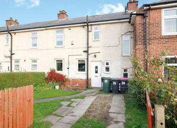 Thumbnail 3 bed terraced house for sale in Chestnut Ave, Kiveton Park, West Yorkshire