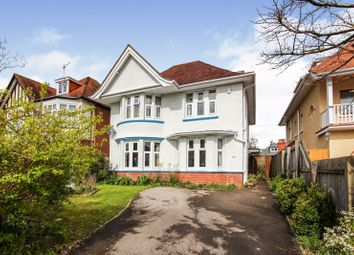 Thumbnail 4 bed detached house for sale in Talbot Hill Road, Winton, Bournemouth