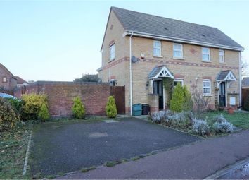 Thumbnail 1 bed terraced house to rent in Chinook, Colchester