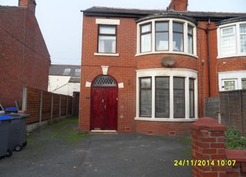 Thumbnail 3 bedroom semi-detached house to rent in Boardman Ave, Blackpool