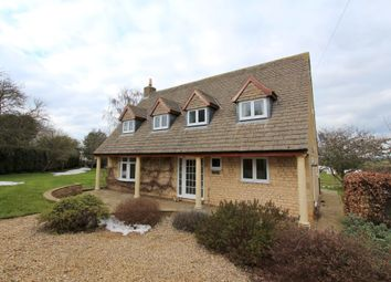 Thumbnail 4 bed detached house to rent in Glaston Road, Uppingham