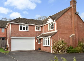 Thumbnail 5 bedroom detached house for sale in Lucerne Gardens, Hedge End, Southampton