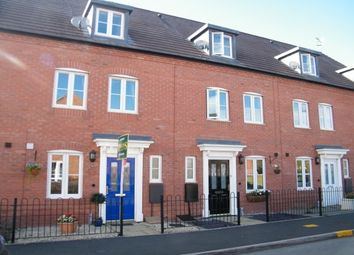 Thumbnail 3 bed town house to rent in Chesterton Drive, Stratford-Upon-Avon