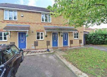 Thumbnail 2 bed terraced house for sale in Ulverscroft, Monkston, Milton Keynes
