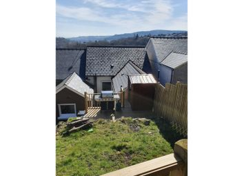 Thumbnail 3 bed terraced house for sale in Manor Road, Pontypool