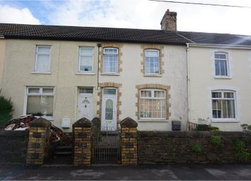 Thumbnail 3 bed terraced house for sale in Bridgend Road, Llanharan