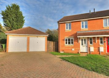 Thumbnail 3 bed semi-detached house for sale in Macarthur Drive, Dereham
