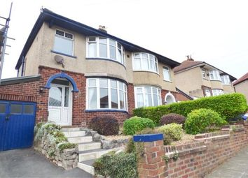 Thumbnail 3 bed semi-detached house for sale in Carisbrooke Crescent, Barrow-In-Furness, Cumbria