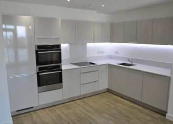 Thumbnail 2 bed flat to rent in Enderby Wharf Tiggap House, Cable Walk, Greenwich, London