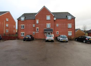 Thumbnail 1 bed flat for sale in Knights Walk, Caerphilly